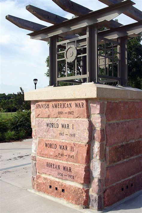 veterans memorial park city  sioux falls