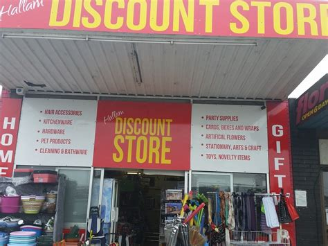 hallam discount store in hallam melbourne vic cards