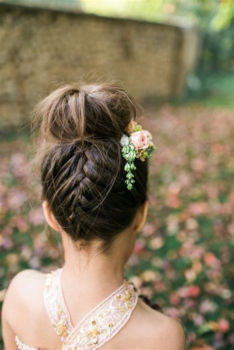 young bridesmaid buns the 30 best wedding bun hairstyles everafterguide