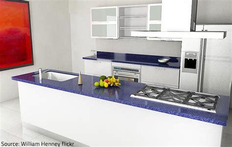 Blue Quartz Kitchen Countertops by Blue Quartz Countertops In Kitchen Blue And White Quartz