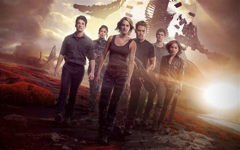 In Hd by The Divergent Series Allegiant 2016 Wallpapers Hd