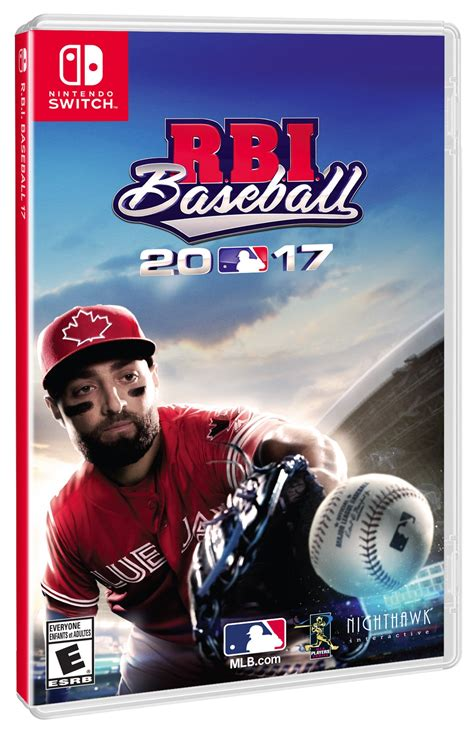 Switch R B I Baseball 2017 r b i baseball 17 がnintendo switchで発売へ