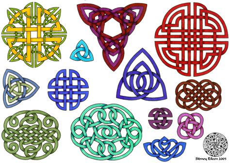 flash celtic knots 1 by sidneyeileen on deviantart