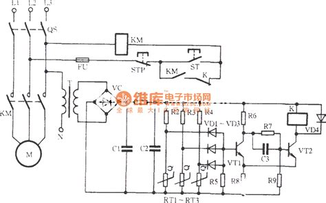 what is a resistor in electric circuit thermal electric resistor block protection circuit relay control control circuit circuit