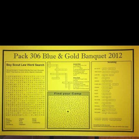 69 best images about cub scouts blue gold banquet ideas