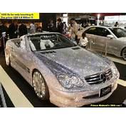 Car Diamond Studded Saudi Prince Waleed S 38th