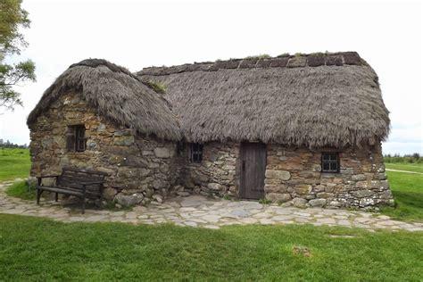 cottage scotland genealogy tours of scotland leanach cottage culloden