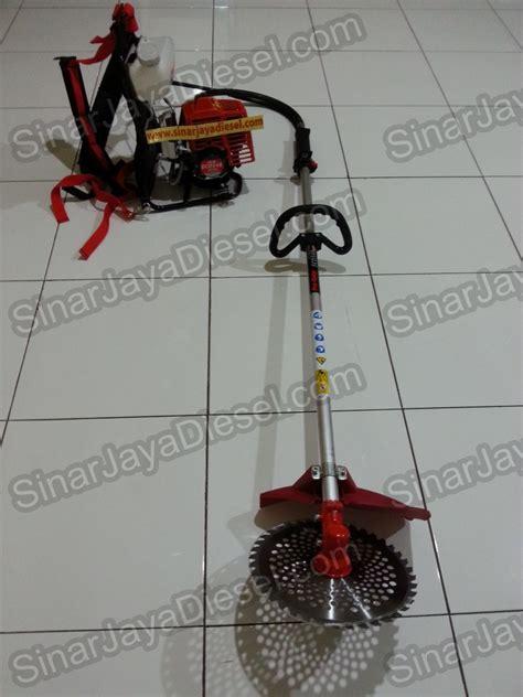 Mesin Potong Rumput Merk Pro Quip product category pemotong rumput gendong sinar jaya diesel