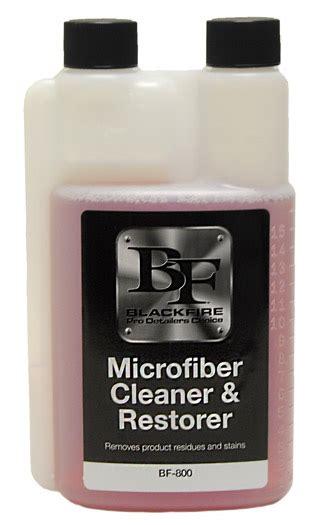 Micro Fiber Cleaner by Blackfire Microfiber Cleaner Restorer