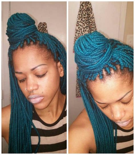 hair style with color yarn 422 best yarn twists braids baby images on pinterest