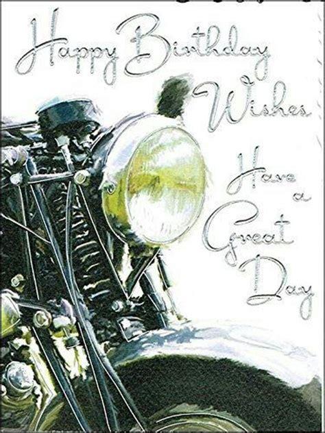 Happy Birthday Biker Quotes Happy Birthday Motorcycle O K For Man Happy Birthday