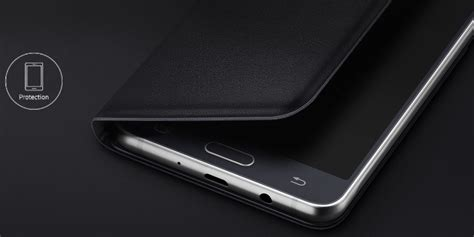 Flip Smart Mirror Samsung J5 2016 J510 Auto Lock Flipcover accesorii telefoane husa flip wallet pentru samsung