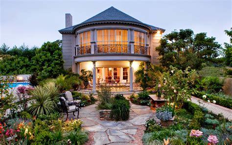 backyard lanscape english garden gallery