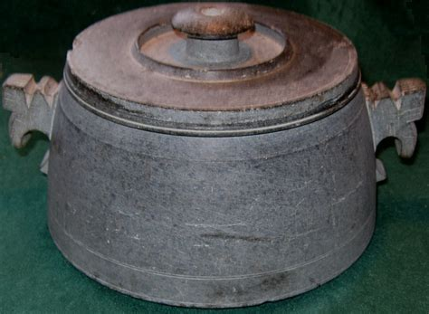 Soapstone Cooking Vintage Soapstone Cooking Pot Asian