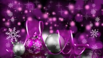 purple christmas backgrounds wallpapersafari