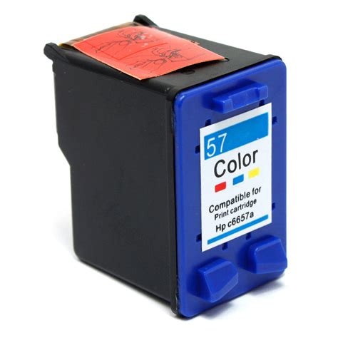 Hp Ink Cartridge 803 Color remanufactured hp 57 c6657an tri color ink cartridge g g at inkjetsuperstore