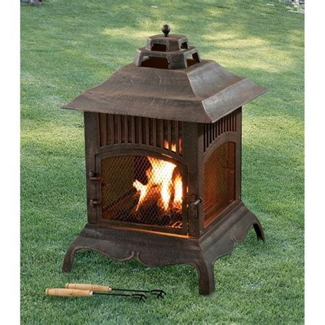 cheap cast iron chiminea best cast iron outdoor chiminea