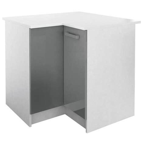 meuble d angle bas cuisine meuble de cuisine bas d angle achat vente meuble de