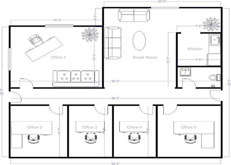 floor planning online 4 small offices floor plans small office layout floor