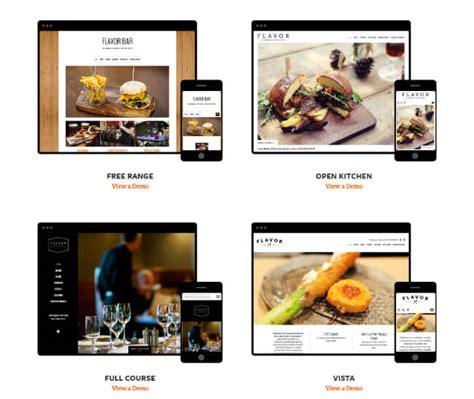 tutorial godaddy website builder 3 best restaurant website builders in 2018 get more business