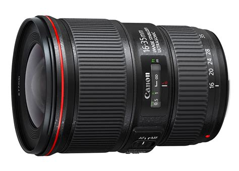 Lensa Wide Canon Ef 16 35mm F 4l Is Usm canon ef 16 35mm f 4l is usm specifications and opinions