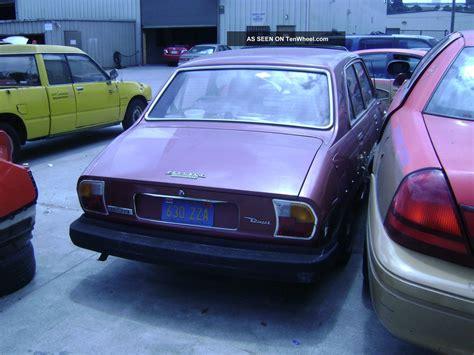 peugeot 2 door 1979 peugeot 504 base sedan 4 door 2 3l