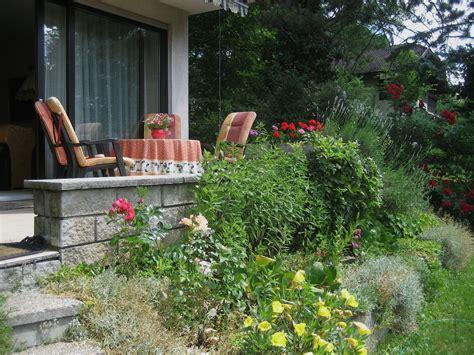 terrasse hã als garten ferienwohnung ha wei im haus quot am wiesengrund quot wien