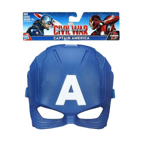 Mainan Anak Figure Captain America jual hasbro marvel captain america civil war captain america mask b6741 mainan anak