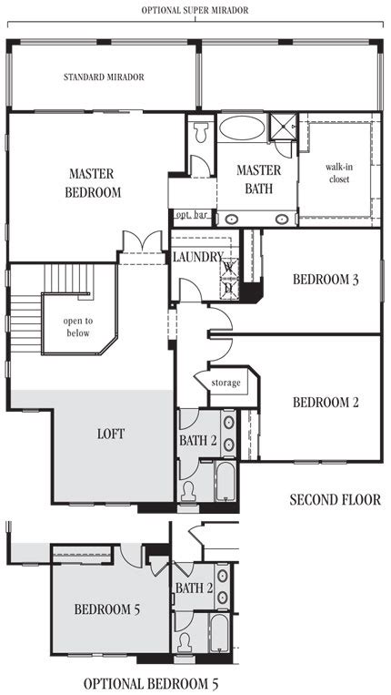 Laurel New Home Plan In Treviso Bay Classic Homes Bonus Rooms Style And Apartments | laurel new home plan in treviso bay classic homes 2nd
