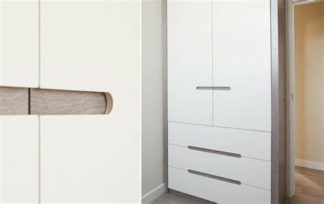 Handle Wardrobe Doors by Best 25 Wardrobe Door Handles Ideas On