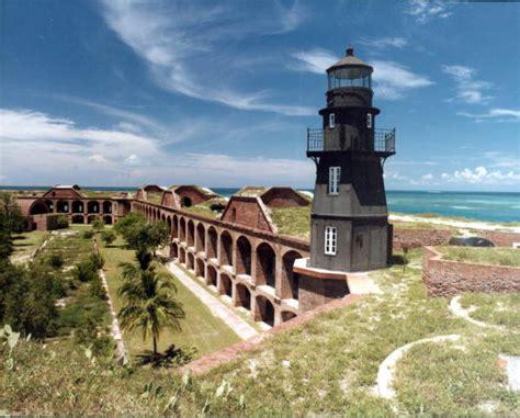 Garden Key Florida Memory Fort Jefferson Lighthouse Garden Key