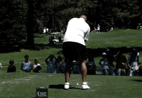 charles barkley golf swing video the 17 types of people you meet on the golf course for