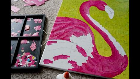 How To Make Paper Mosaic - paper mosaic by davis the of quot sticks quot the