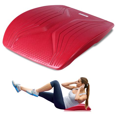 goplus abdominal trainer sit up support pad crunch exercise ab mat workout walmart