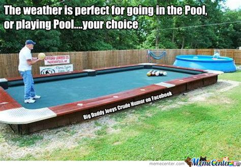 Swimming Pool Meme - swimming pool playing by bigdaddyjoey meme center