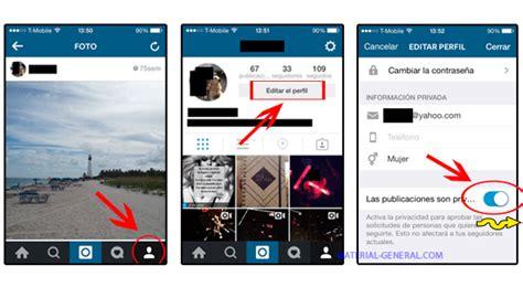 tutorial instagram para pc tecnologia tutorial trucos para privacidad en instagram