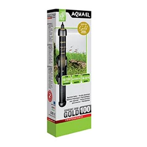 aquael comfort zone heater aquael comfort zone gold 100w aqua el