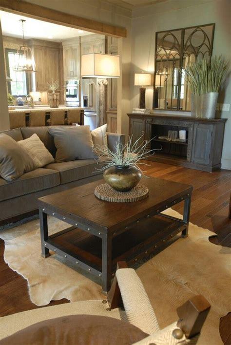 best 25 rustic living room furniture ideas on