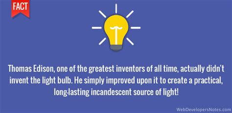 when did edison invent the electric light bulb edison didn t invent the light bulb