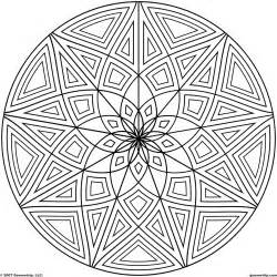 geometric designs to color free coloring pages of geometric designs free