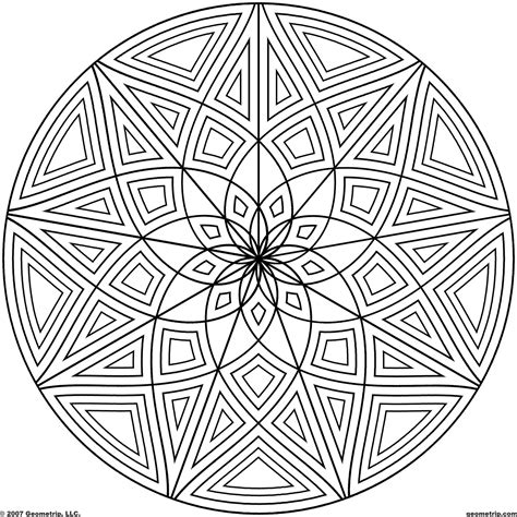 Geometric Design Coloring Pages Free Coloring Pages Of Geometric Designs Free by Geometric Design Coloring Pages