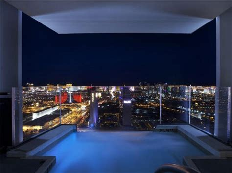 Murder In Pams Vegas Condo Building by Estate Of The Day 4 9 Million Penthouse At Palms Place