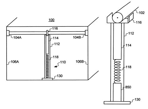 Average Closet Rod Height by Patent Us6409139 Adjustable Height Closet Rod Support