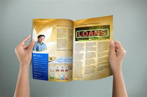 aturan layout majalah pembuatan majalah internal perusahaan tips