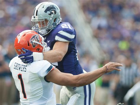 Showers Utep by Time Of Possession Key To K State Success Snyder Talks