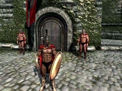 halo armor mod skyrim spartan armor imperial armor replacer at skyrim nexus