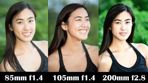 best 85mm best portrait lens 85mm vs 105mm vs 70 200mm