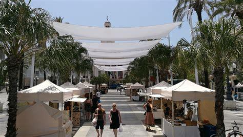 toldos plaza instalados los toldos de verano en la plaza san juan de