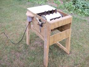Backyard Chicken Blogs Make A Homemade Chicken Plucker Animals Grit Magazine