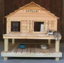 insulated houses for winter outdoor cat houses for winter insulated outdoor pet house with platform projects